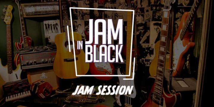 Jam in Black