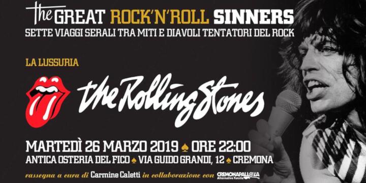 The Great Rock'N'Roll Sinners - La lussuria - The Rolling Stones