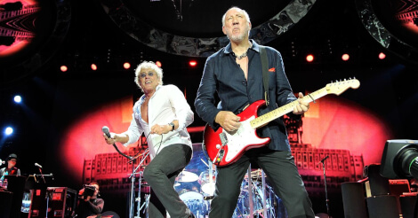 The Who: Moving on! Tour al Wembley Stadium