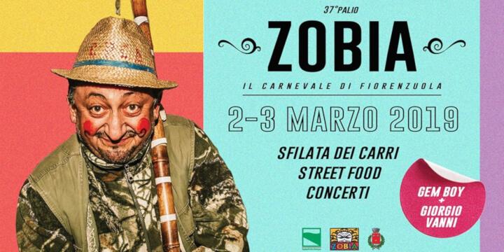 Zobia - Il Carnevale di Fiorenzuola
