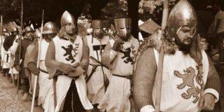 A.d.1238 Federico II e l'assedio di Brescia