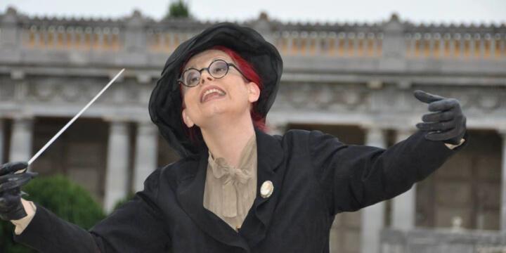 Bologna '15 - '18 Il fronte delle donne