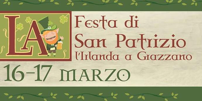 Festa di San Patrizio 2019