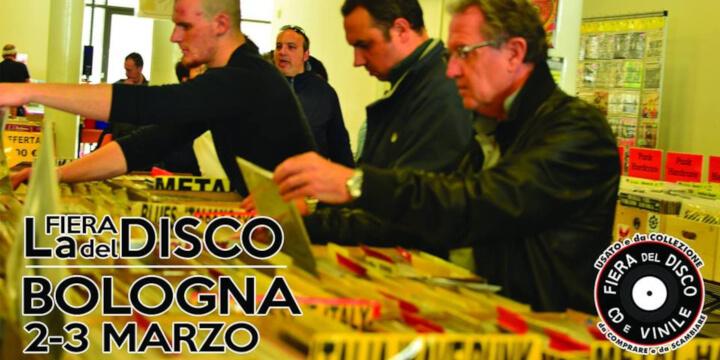 Fiera del Disco di Bologna 2019