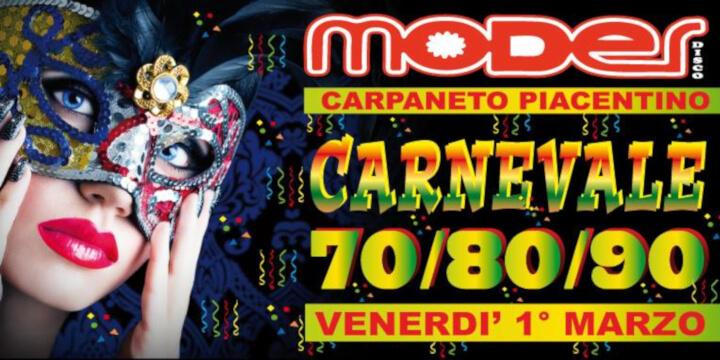 La Festa di Carnevale 70/80/90