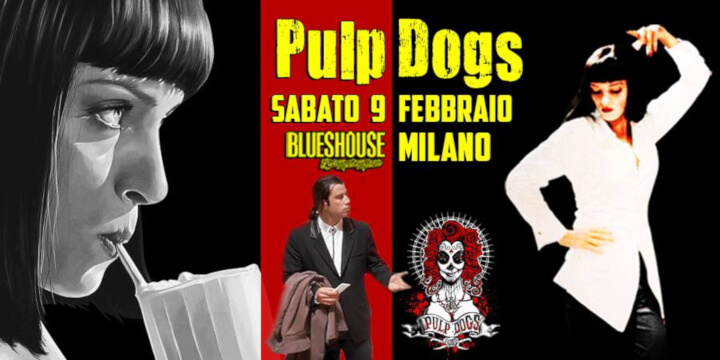 Pulp Dogs play: The Best of Quentin Tarantino Soundtracks