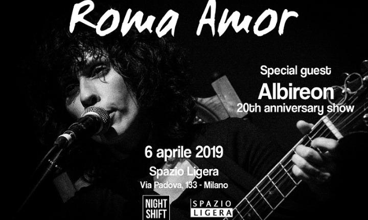 Roma Amor + Albireon