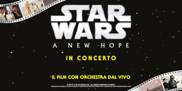 Star Wars: A New Hope - In Concerto