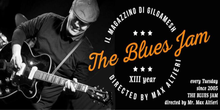 The Blues Jam - Gilgamesh Live Music
