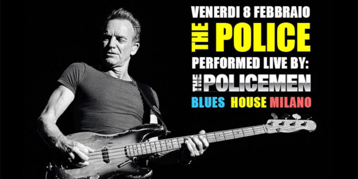 The Police Live by The Policemen & Friends