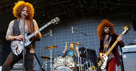 Wolfmother pronti a tornare in Italia