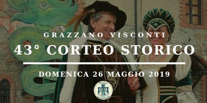 Corteo Storico Grazzano Visconti