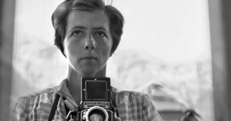 Omaggio a Vivian Maier street photographer