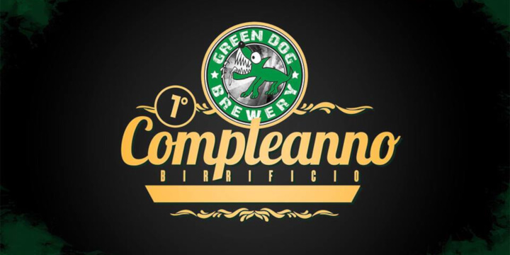 1° Compleanno Green Dog Brewery