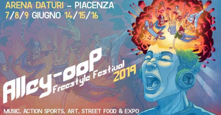 Alley-OoP! Freestyle Festival 2019