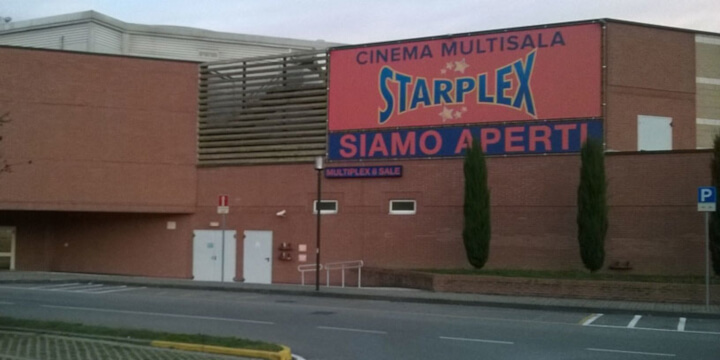 Cinema Starplex Curtatone