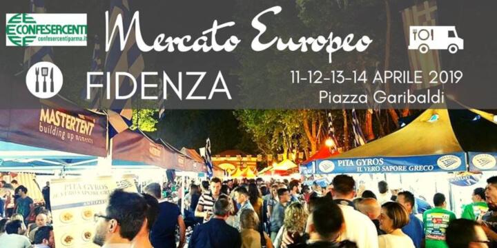 Europa Market - Mercato Europeo - Fidenza