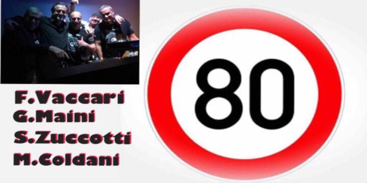 80 Voglia Disco Party - solo vinile