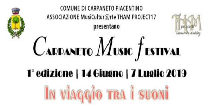Carpaneto Music Festival Eventi, serate..robe
