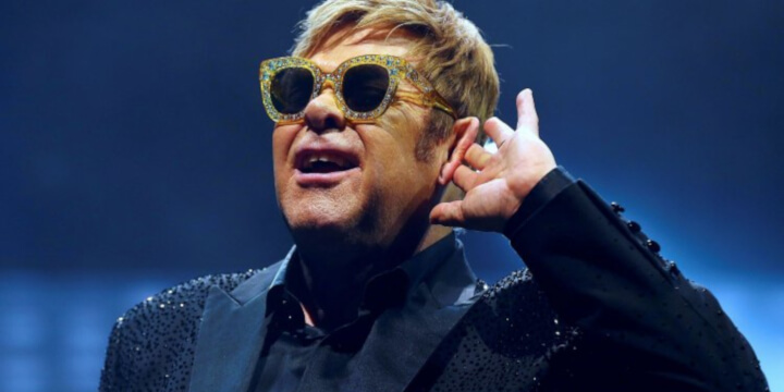 Elton John: le date del tour d'addio in Italia