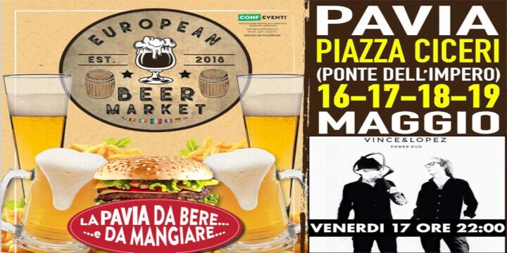 European Beer Market PAVIA