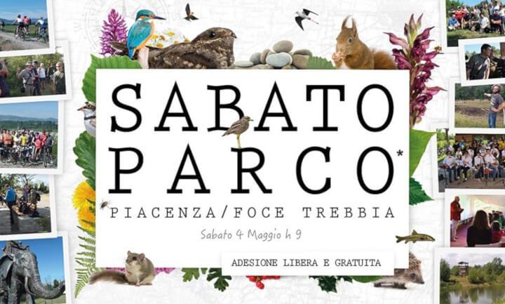 Sabato Parco 2019 - Sab 4 Maggio: Pedi/Bici sugli argini.
