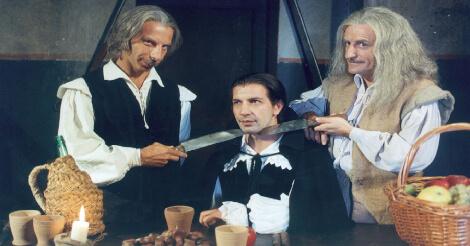 Aldo Giovanni e Giacomo: riunito lo storico trio