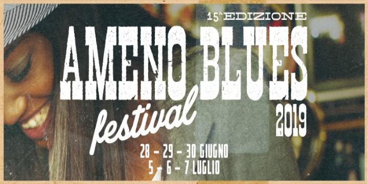 Ameno Blues Festival 2019 Eventi, serate..robe