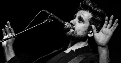 Daniele Ronda, cantautore folk pop