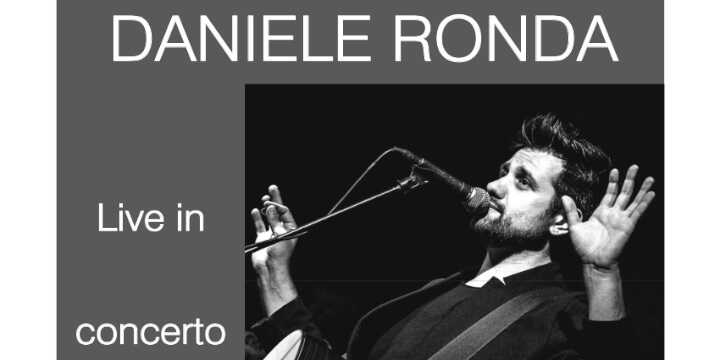 Daniele Ronda in concerto a Sarmato