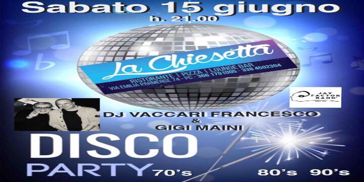 Disco Party '70 '80 '90