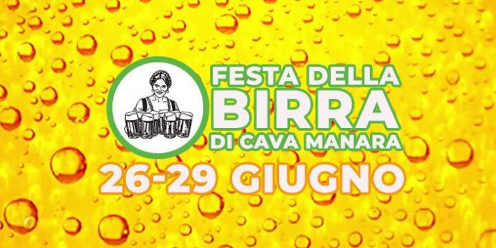 Festa della Birra di Cava Manara