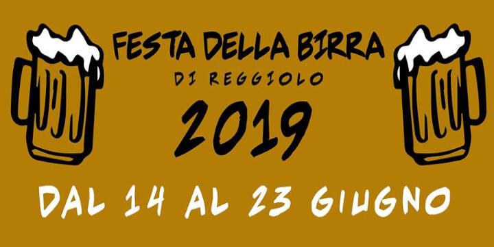 Festa della birra di Reggiolo 2019
