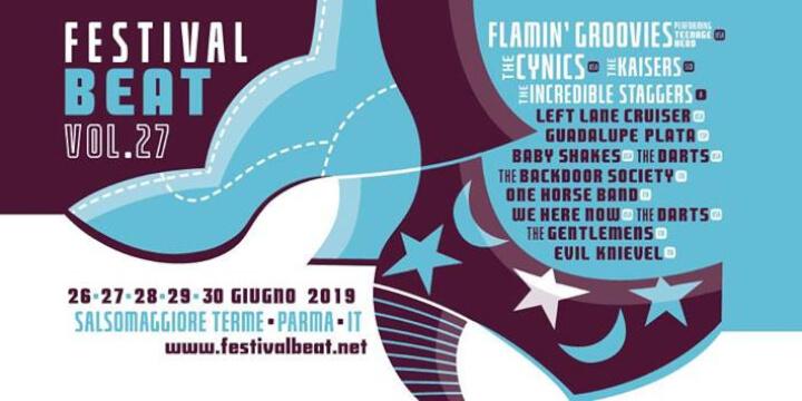 Festival Beat vol.27 Battle Of The Bands Eventi, serate..robe