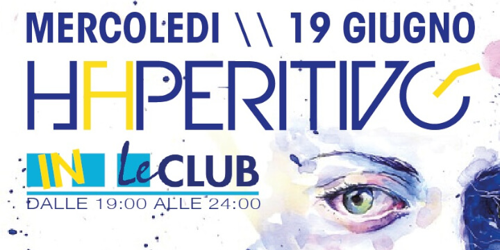 Haperitivo in Le Club!