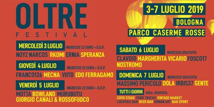 Oltre Festival