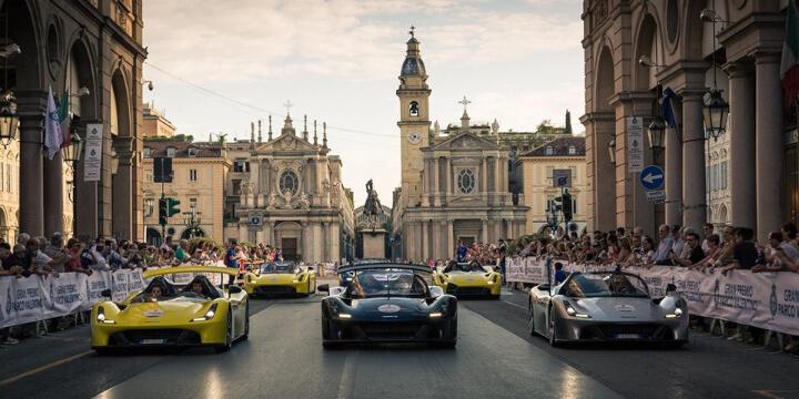 Parco Valentino Motor Show 2019