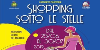 Shopping Sotto le Stelle 2019