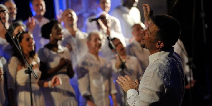 Spirit Gospel Choir in concerto a Travo