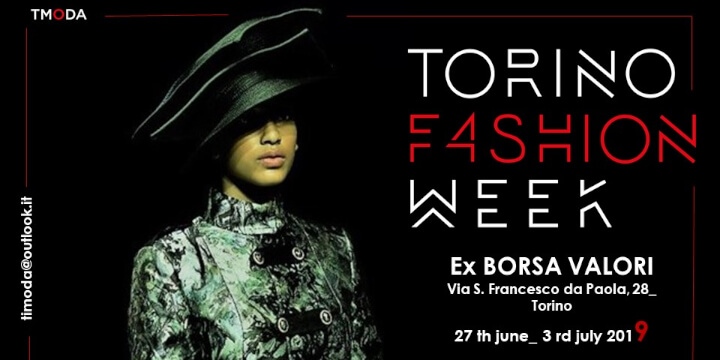 Torino Fashion Week 2019