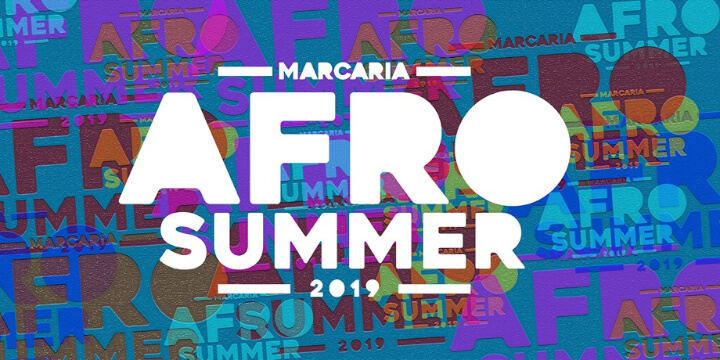 Afro Summer - Marcaria 2019