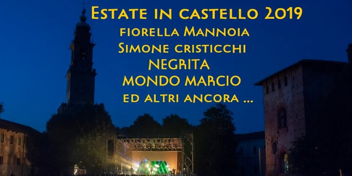 Estate in Castello 2019 1 Eventi, serate..robe
