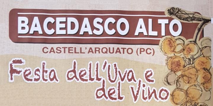 Festa Vino Uva 2019 - Bacedasco Alto