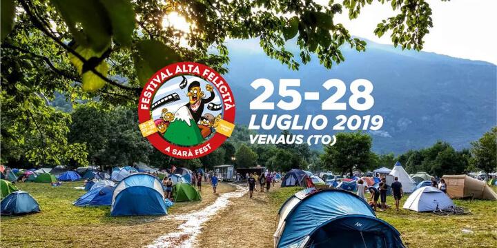 Festival Alta Felicità 2019 Eventi, serate..robe
