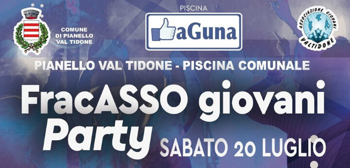FracASSO Giovani Party 2019