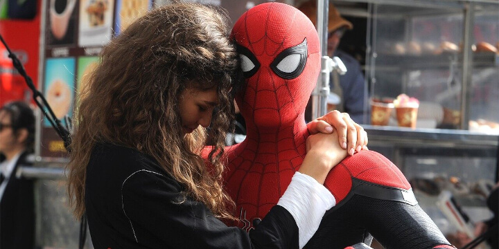 Spider Man Far From Home Eventi, serate..robe