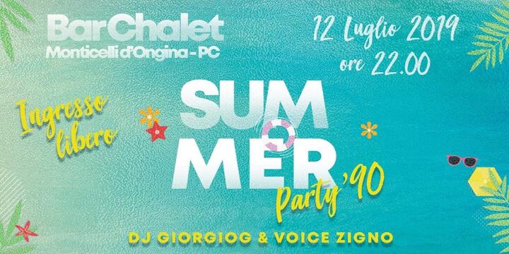 Summer Party '90
