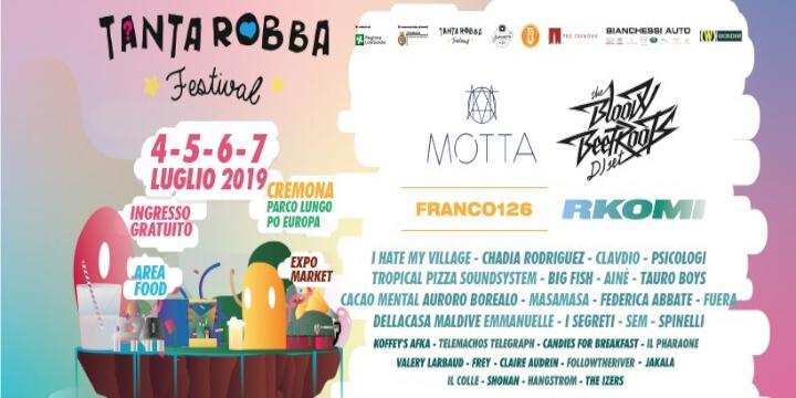 Tanta Robba Festival 2019