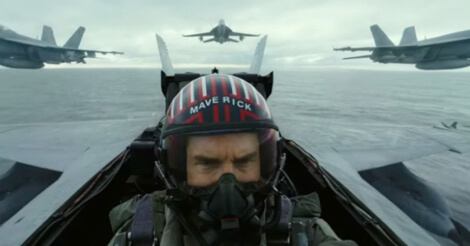 Top Gun: Maverick, il ritorno del pilota ribelle