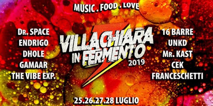 Villachiara in Fermento 2019 Eventi, serate..robe